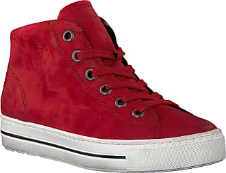 Paul Green Hi Top Sneaker in blau dunkel kaufen | GÖRTZ