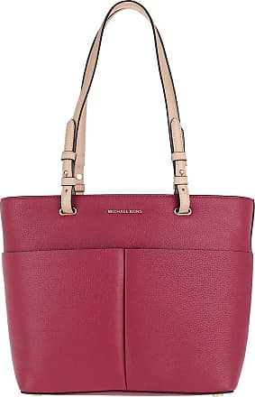 Michael Kors Tote - Bedford MD TZ Pocket Tote Berry - rose - Tote for ladies