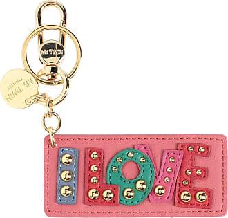 MY TWIN Twinset Kleinlederwaren - Schlüsselanhänger auf YOOX.COM