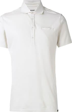 Ecoalf Camisa polo Tyson - Branco