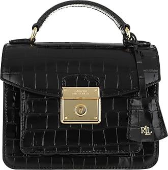 Lauren Ralph Lauren Satchel Bags - Beckett 19 Satchel Small Black - black - Satchel Bags for ladies