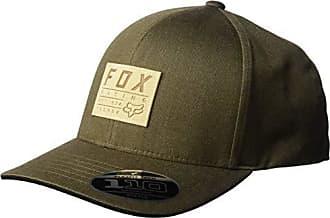 d290860d2 Fox Mens 110 Curved Bill Snapback Hat, Bark, OS