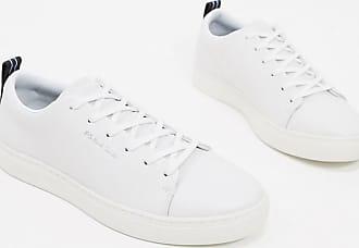 Paul Smith Lee - Weiße Ledersneaker