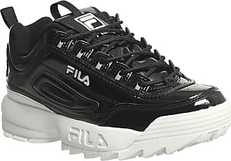 scarpe fila alte nere