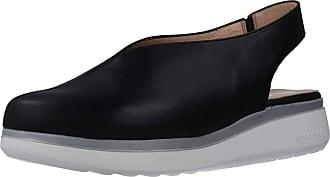 Wonders Women Sandals and Slippers Women A9705 Black 7.5 UK