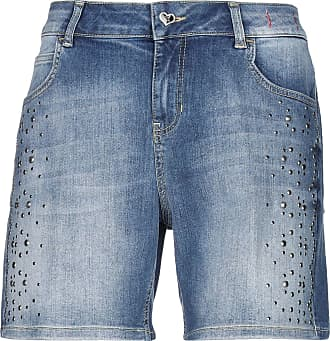 MY TWIN Twinset JEANS - Bermuda jeans su YOOX.COM