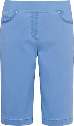 Brax Comfort Plus pull-on Bermuda shorts Raphaela by Brax blue