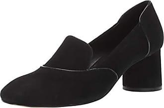 Donald J Pliner Womens CALYA-KS07 Loafer, Black, 7 B US