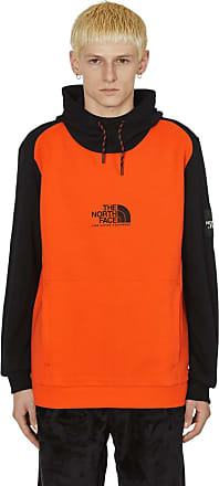 The North Face The north face Fine alpine hooded sweatshirt TANGERINE TANGO XL