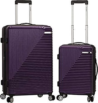 Peace Rockland Fusion Softside Spinner Wheel Luggage