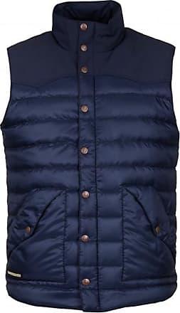 Powderhorn Vest The Original LT Gilet in piumino Uomo   blu/nero