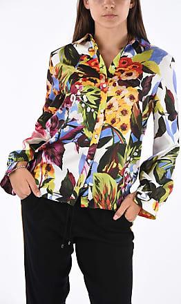 Blumarine BLUGIRL Floral Printed Shirt Größe 44
