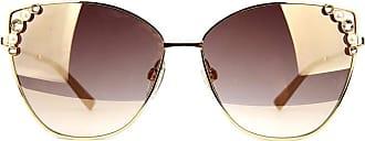 Ana Hickmann Óculos de Sol Ana Hickmann Ah3200 04a/61 Dourado