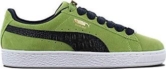 df514eec04 Puma Suede Classic BBOY Fabulous 203 Unisex Sneakers (37, Forest  Green/Peacoat)