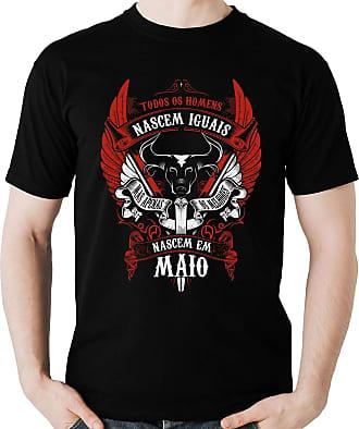 Dragon Store Camiseta Homens de Maio Touro os Melhores Signo
