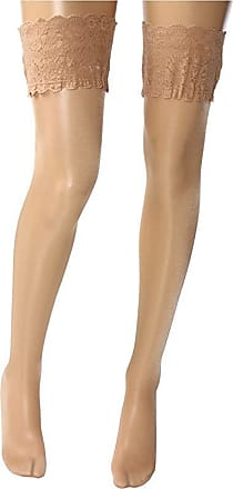 Wolford Satin Touch 20 Stay-Up Thigh Highs (Cosmetic) Womens Thigh High Socks Shoes