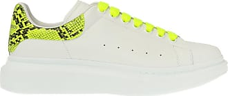 Alexander McQueen Sneakers With Logo Mens White
