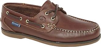 Quayside Clipper, Unisex Adults Boat Shoes, Brown (Chestnut), 9.5 UK (44 EU)