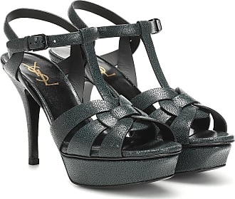 e323fdbfa17 Saint Laurent® Platform Heel Sandals − Sale: up to −73% | Stylight