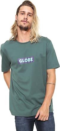 Globe Camiseta Globe Box Verde