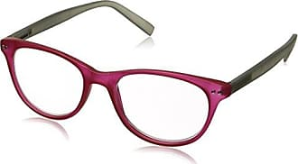 Peepers Womens Style Nineteen 2285250 Square Reading Glasses, Pink, 2.5