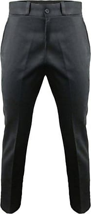 Relco Black Sta Press Trousers Mod/Indie/Skin 28