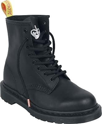 27275c3149b582 Dr. Martens 1460 Sex Pistols Black Greasy Backhand - Boot - schwarz