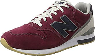 New Balance 996 Suede, Formateurs Homme, Rouge (Burgundy with Navy), 44.5 21d3ae64a392