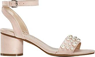 Sandalette rot Schuhe & Accessoires BODYFLIRT bonprix