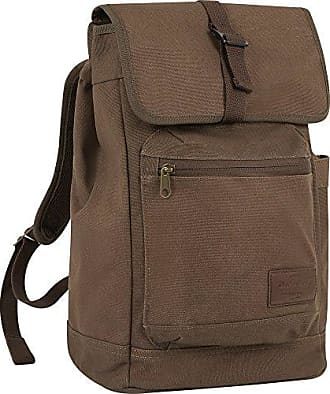 Weatherproof Mens Rugged Travel Carry-on Backpack, Olive, One Size