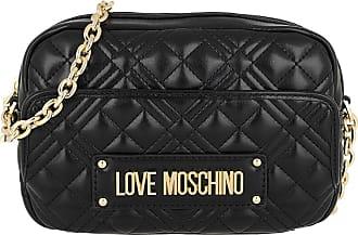 Love Moschino Borsa Quilted Nappa Shopper Nero