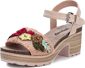 Refresh Womens Sandal REF072216 Brown Size: 39 EU