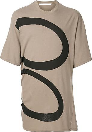 Julius T-shirt con stampa - Color marrone