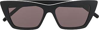 Saint Laurent Eyewear Óculos de sol New Wave SL 276 - Preto