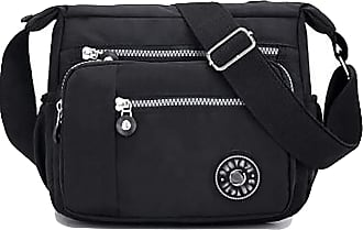 GFM Womens Small Nylon Cross Body Shoulder Bag (88)(S1-8013-KL)
