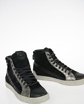 Diesel Suede Leather D-VELOWS D-STRING PLUS Sneakers Größe 41