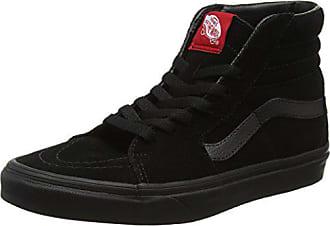 ddec58c8f6a3cb Vans U Sk8 Hi - Baskets Mode Mixte Adulte - Noir (Black Black)