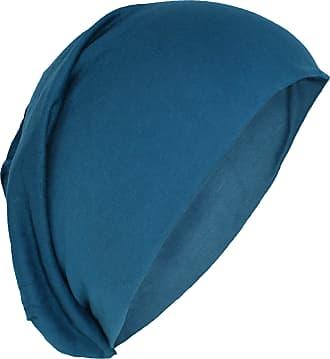 Gheri Summer Cotton Stretchable Beanie Hat Petrol