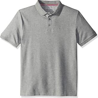 a961804b Calvin Klein Golf Mens 2018 Midtown Radical Polo Shirt - Grey - XL