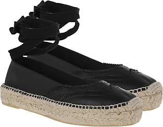 Polo Ralph Lauren Espadrilles - Casual Tie Espadrilles Black - black - Espadrilles for ladies