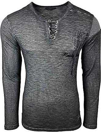 Rusty Neal® Longsleeves in Grau: ab 24,90 € | Stylight