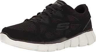 Noir 2 Homme Skechers 5 0 EU 45 Equalizer Running de Chaussures Black Groy 88Hx05r4n