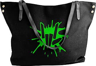 Juju Discover Cool Share The Love Womens Classic Shoulder Portable Big Tote Handbag Work Canvas Bags