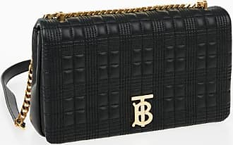 Burberry Quilted Leather LOLA Shoulder Bag size Unica
