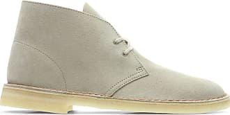 Clarks Clarks Originals Mens Desert Boots, Beige (Sand Suede), 7.5 UK