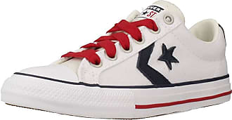 Converse Star Player EV - OX Boys Running Shoes Size: 5.5 UK White