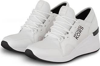 Michael Kors Sneaker LIV TRAINER - WEISS