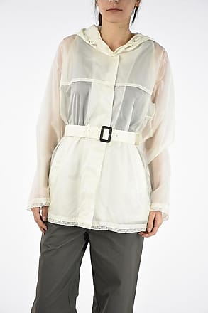 Prada Laced Embroidery Nylon Jacket size 40 e447d582b1f5