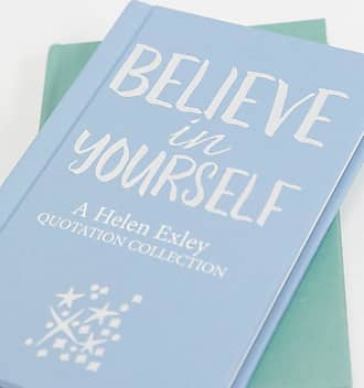 Allsorted Believe In Yourself Quotations - Libro-Multicolore