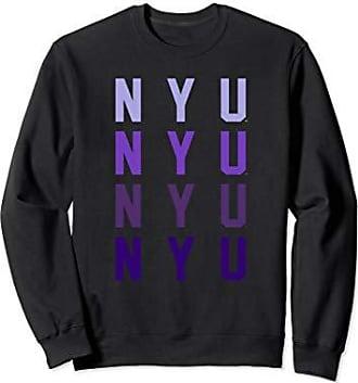 Venley NYU Womens NCAA Sweatshirt RYLNYU05